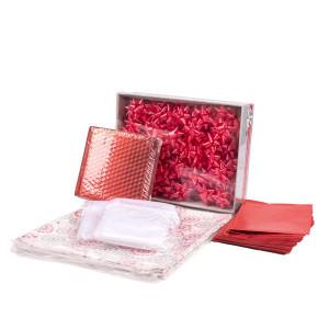 Geschenkverpackung Set - Red Pack I