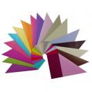 Farben Geschenkpapier zweifarbig