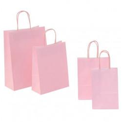 Papiertaschen Babe in rosa