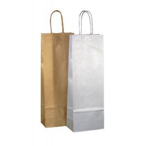 Flaschentragetaschen TORINO Metallic