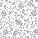 Blumenseide Zauberranke flor-weiß