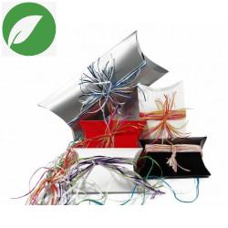 Geschenkbänder Raphia Multicolor