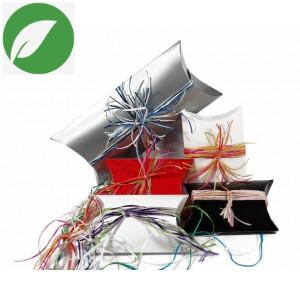 Geschenkbänder Raffia Multicolor