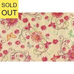 Blumenseidenpapier Summer Feeling (Graspapier)