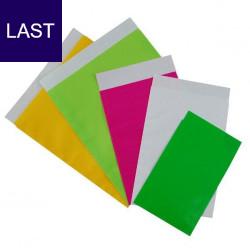 Flachbeutel - Uni Geschenkpapier