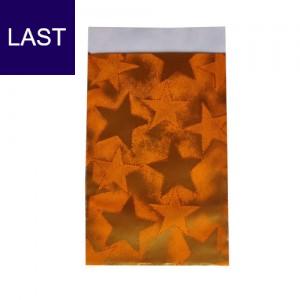 Flachbeutel aus Papier - Motiv Curry Gold