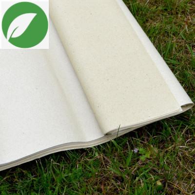 Seidenpapier aus Graspapier
