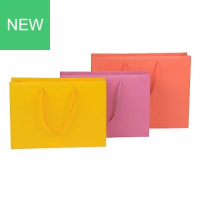 Kordeltragetaschen Trend farbig