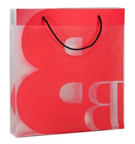 Baumwollkordel Taschen Plastik