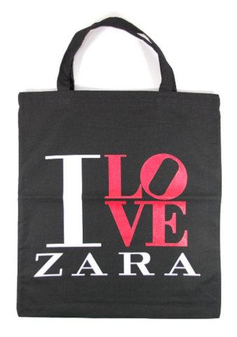 Baumwolltasche bedruckt Zara
