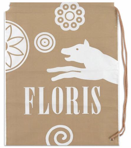 Beutel Plastik Matchsack Floris