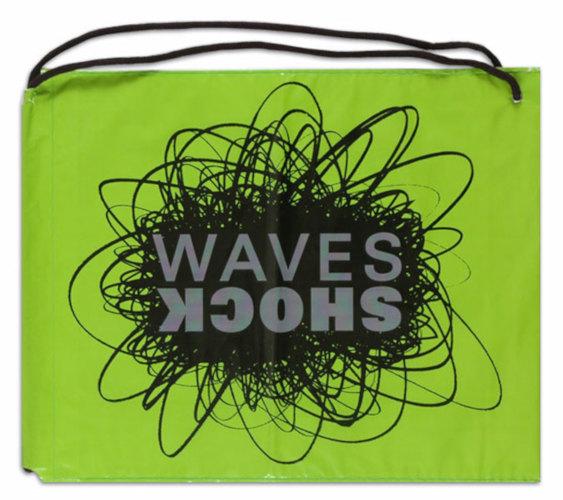 Beutel Plastik Matchsack Waves