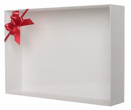 Box mit Schleife