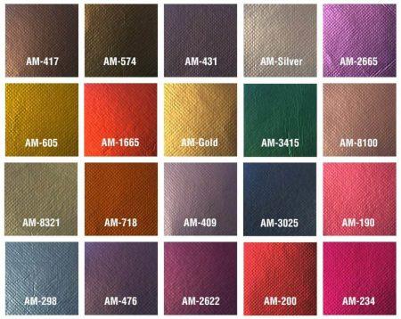 Farben seidenmatt pp-non-woven Taschen