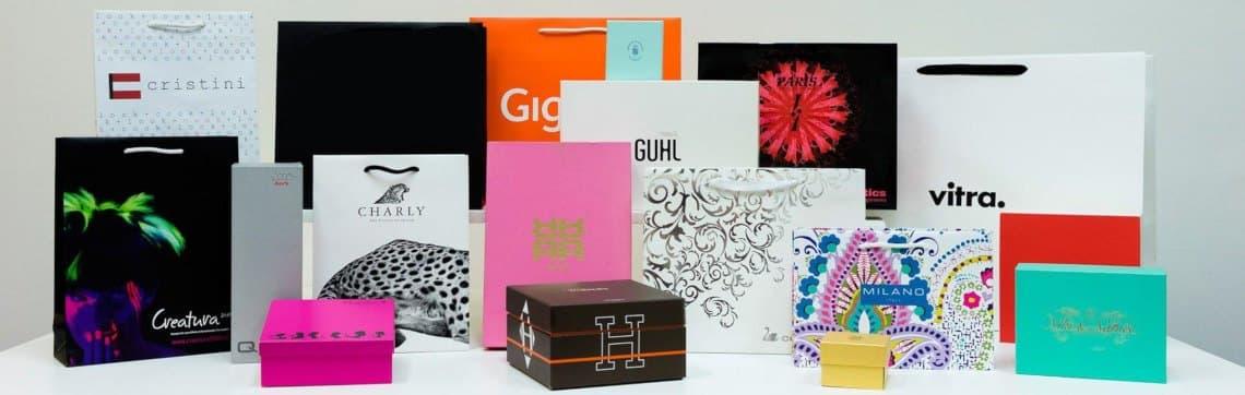 Geschenkverpackungen bedrucken