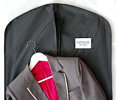 Kleidersack Druck