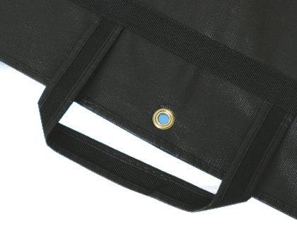 Kleidersack Griff Druckknopf