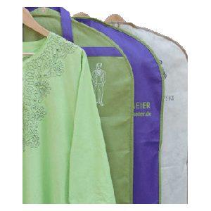 Kleiderhüllen bedrucken