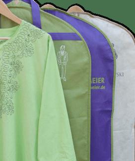 Kleidersack bedrucken