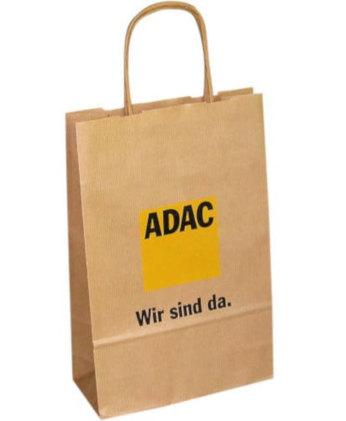 Papiertragetasche ADAC