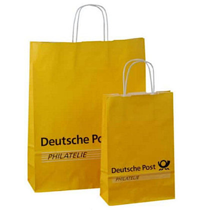 Papiertragetasche Deutsche Post