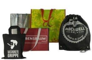 Stofftaschen bedrucken