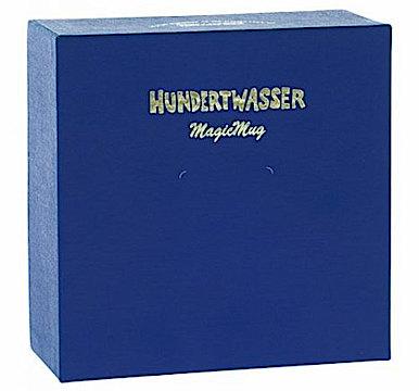 Stülpdeckelschachtel Hundertwasser