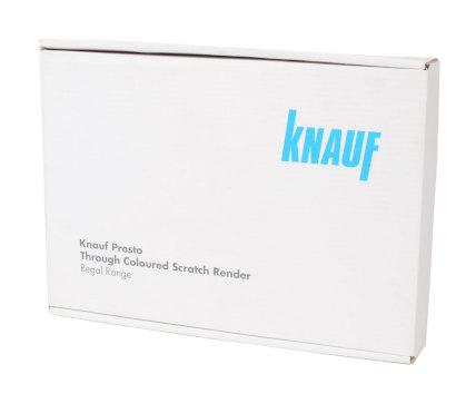 Versandkarton Knauf zu