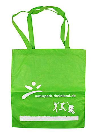 Vliestaschen bedrucken Logo