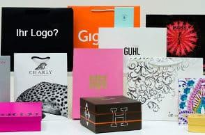 Werbeträger Verpackungen